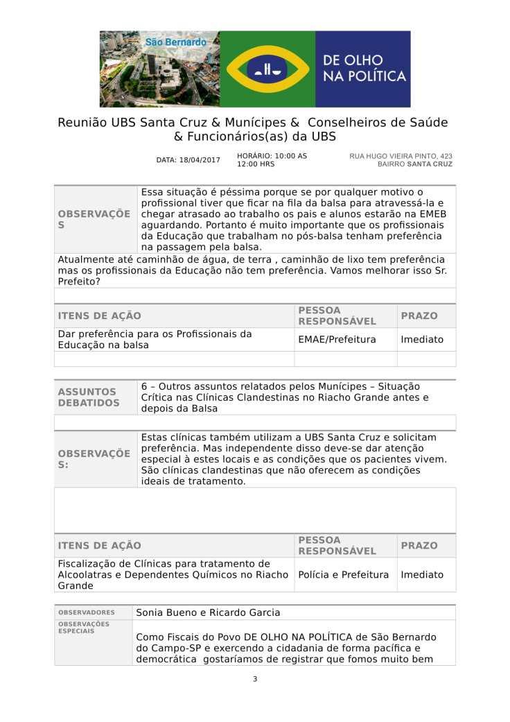 Reunião UBS Santa Cruz com Munícipes - 18042017-3