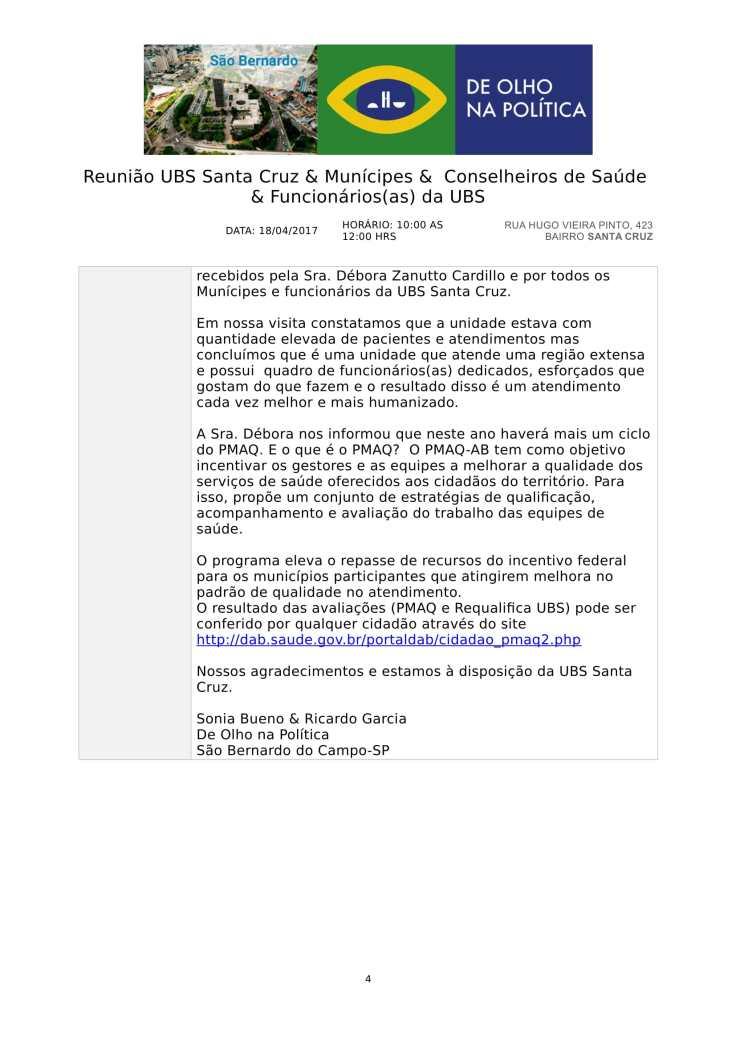 Reunião UBS Santa Cruz com Munícipes - 18042017-4