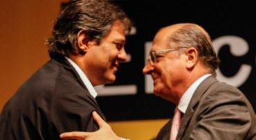 Haddad-e-Alckmin