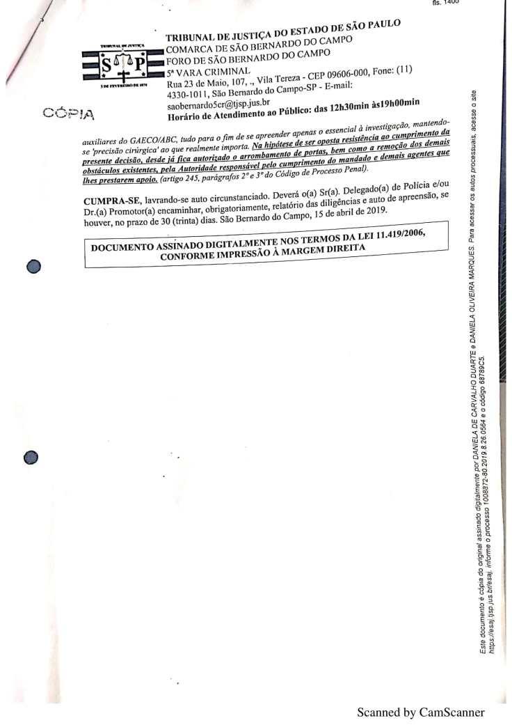 mandado sbc-2